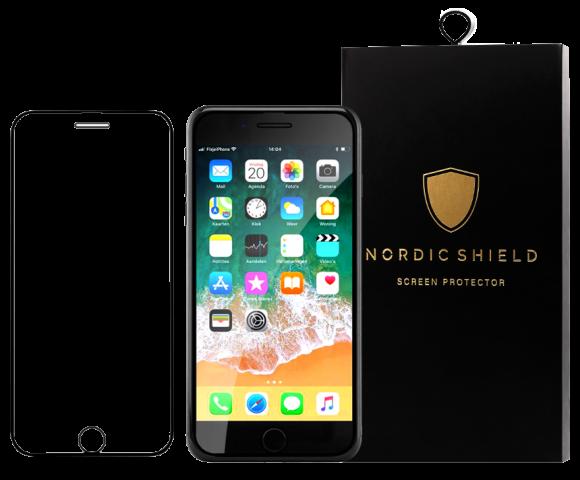 Nordic Shiel iPhone 7/8 Full Cover transparent